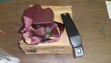 1993 CORVETTE 40TH ANNIVERSARY RUBY RED RH COUPE SEAT BELT ASSEMBLY NOS GM