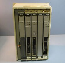 Modicon AS-P930-104 984 Programmable Controller P1-984A-816 w/ Cards Used