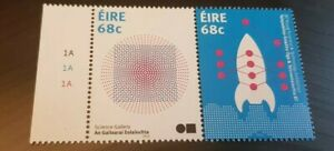 Ireland pair MNH 2015 Celebrating Science