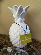 NEW TOMMY BAHAMA TROPICAL WHITE PINEAPPLE LAMP