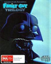 Family Guy Trilogy (star Wars) Movie Blu-ray Region B