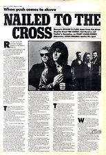 6/2/88pg12 Vintage Article & Picture, Roger Taylor The Cross