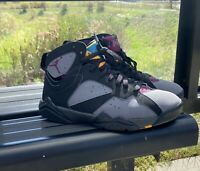 Men's Nike Air Jordan Retro 7 Bordeaux US Size 9.5 2015 304775-034