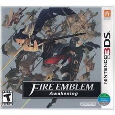 Fire Emblem: Awakening [Nintendo 3DS, Tactical Turn-based Strategy Story RPG]