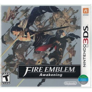 Fire Emblem: Awakening [Nintendo 3DS 2DS Tactical Turn-based Strategy Story RPG]