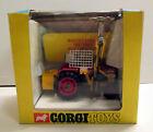 Corgi Toys 73 Massey-Ferguson 165 Tractor with Saw,    original