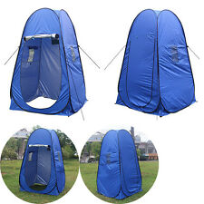 Toilet Shower Changing Beach Camping Tent Room Portable Pop Up Private Travel
