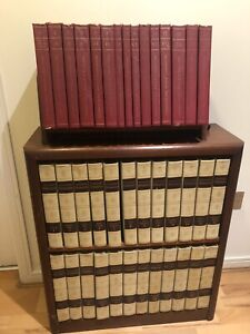 Encyclopaedia Britannica Set with Case