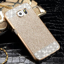 Bling Diamond Crystal Glitter Shockproof Hard Back Case Cover For Samsung Galaxy