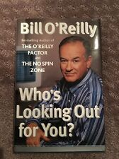 Who's Looking Out for You? Hardcover BOOK by Bill O'Reilly OReilly FREE SHIPPING