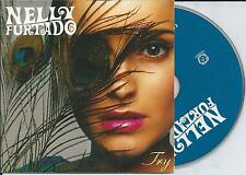 NELLY FURTADO - Try CD SINGLE 2TR EU CARDSLEEVE 2004 RARE!