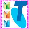Telstra ◉$10 Credit Prepaid SIM CARD◉Calls Texts & Net ◉Full Regular Micro Nano◉