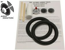 Speaker Surround Repair Kit For Paradigm Atom V.2  5""