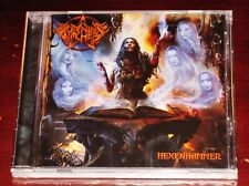 Burning Witches: Hexenhammer CD 2020 Nuclear Blast Records USA NB 5696-2 NEW