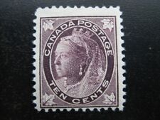 CANADA Sc. #73 rare mint never hinged stamp! #3 SCV $525.00