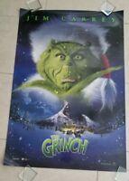 The Grinch movie poster  - original 1 Sheet poster - Jim Carrey
