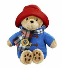 Paddington Bear With Scarf 60th Anniversary Plush Soft Toy SUPERB Quality