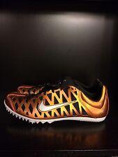 Nike Zoom Maxcat 3 Track Running Spikes Men's 8 Mins 9.5 NIB     414531 001 $110