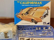 "Vintage MPC Oldsmobile Toronado ""The Californian"" Custom Car Kit"