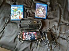 Sony PlayStation Vita Handheld System - Black Bundle