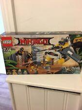 Ninjago Lego The Movie Set New