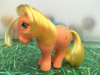 My Little Pony G1 Applejack Collectors Vintage  Hasbro 1982 Collectibles MLP *