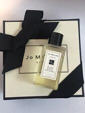 Jo Malone Wild Fig & Cassis Luxury Perfumed Bath Oil Travel Size Mini Gift 30ml