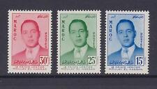 Marruecos-SG 48/50 - L/M - 1957-investidura