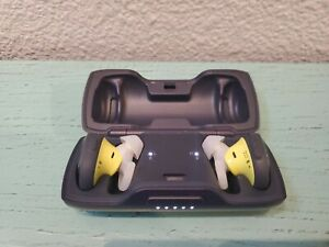 Bose SoundSport Free True Wireless Earbuds 423729 - Blue / Yellow - SHIPS FREE