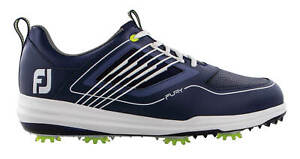 FootJoy FJ Fury Golf Shoes - 51101 NAVY - 8.5 MEDIUM
