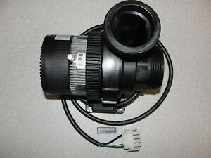 Master Spas - Circulation Pump E14, Laing, 73348, With AMP Cord & Plug - X400825