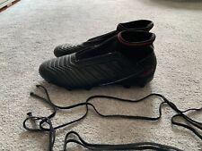 Mens Adidas Predator 19.3 Firm Ground Football Boots Size UK 8.5 VGC