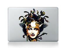 MEDUSA with WINGS Macbook Sticker Vinyl Decal for Macbook Air/Pro/Retina 13""