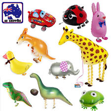 Walking Mylar Balloon Pet Animals Zoo Jungle Party Decoration Supplies GBAL319