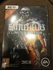 Battlefield 3 Limited Edition PC DVD Computer Video Game Back To Karkand
