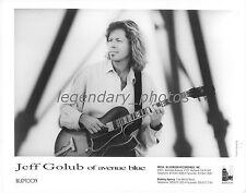Jeff Golub of Avenue Blue   Bluemoon Original Music Press Photo
