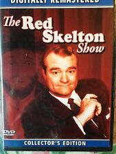 THE RED SKELTON SHOW COLLECTOR'S EDITION DVD NEW IN SHRINK WRAP  90 MINUTES
