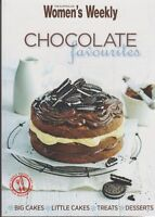 THE AUSTRALIA WOMEN'S WEEKLY Chocolate Favourites  SC Book
