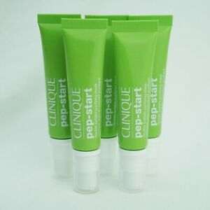 Lot of 5 Clinique  Pep Start  Double Bubble Purifying Mask 0.41oz/12ml