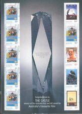 """Australia-AUSTRALIAN Film Award """"IL CASTELLO"""" min foglio Gomma integra, non linguellato-3110b Gomma integra, non linguellato -- 2008"""