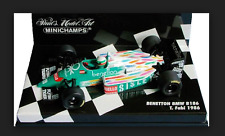 Benetton BMW B 186 T.FABI 1986 1/43 (430860019) MINICHAMPS