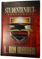 Studentenhut Worterbuch [German] L Ron Hubbard (HB, 2013) Student Hat Dictionary