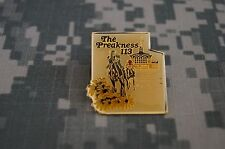 NEW Hat Pin Insignia Preakness 113 Horse Race Pimlico Baltimore MD May 21, 1988