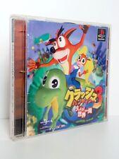 Sony Playstation PS1 Jeu Crash Bandicoot 3 Japan