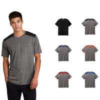 Mens Sport-Tek Mineral Freeze T-Shirt Dri-Fit Performance Wicking Dry Gym ST330