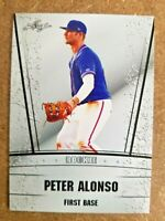 25 count lot Leaf Silver Draft 2018 PETE PETER ALONSO Rookies gem mint NY Mets
