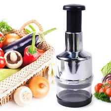 Hot Fruit Vegetable Onion Garlic Press Chopper Cutter Slicer Peeler Kitchen Tool