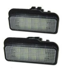 Mercedes Benz W203 W211 W239 R171 W219 LED SMD Number Plate Lighting Module