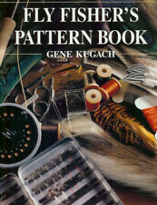 KUGACH FLYTYING AND ANGLING BOOK THE FLY FISHERS PATTERN BOOK paperback BARGAIN