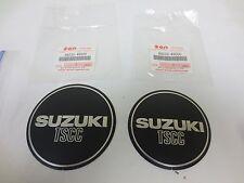Suzuki GS1100E,GS750T 1982-83  nos engine emblem set  68233-49500